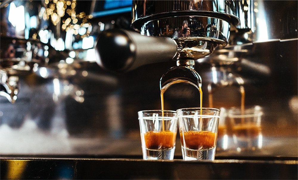 Coffee in Italy. Espresso.