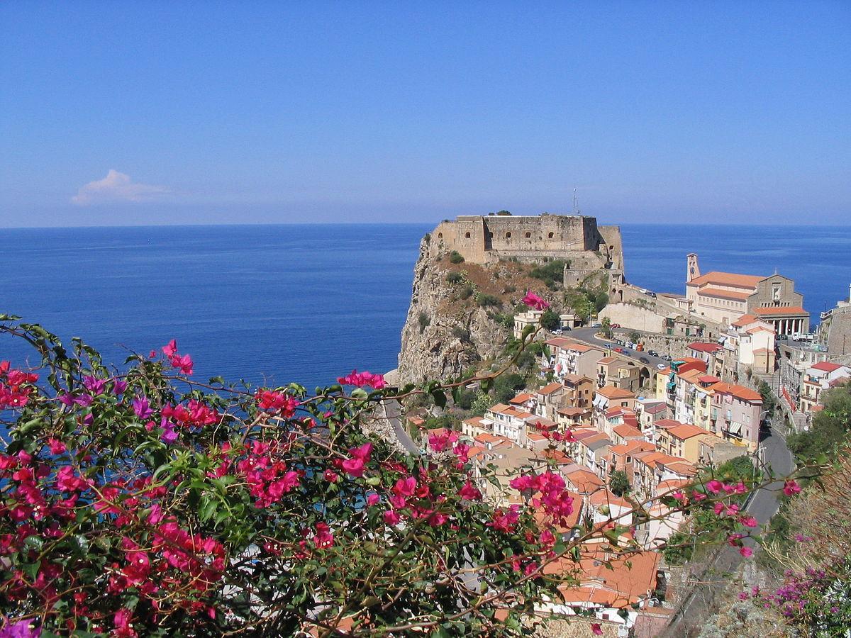 Scilla castle