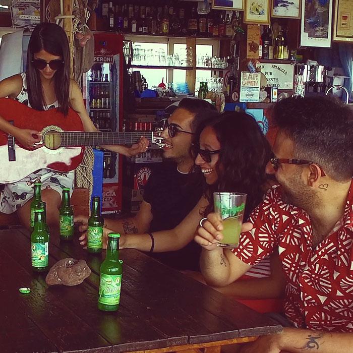 Bergotto bar