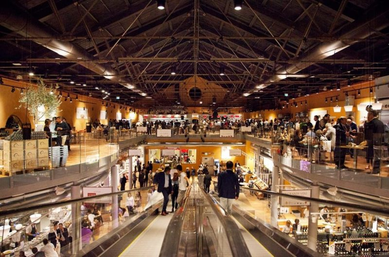 Eataly – A Cathedral Of Food! …