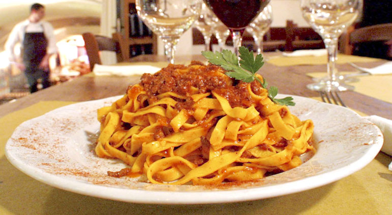 Why You Won't Find Spaghetti Bolognese Anywhere In Italy …