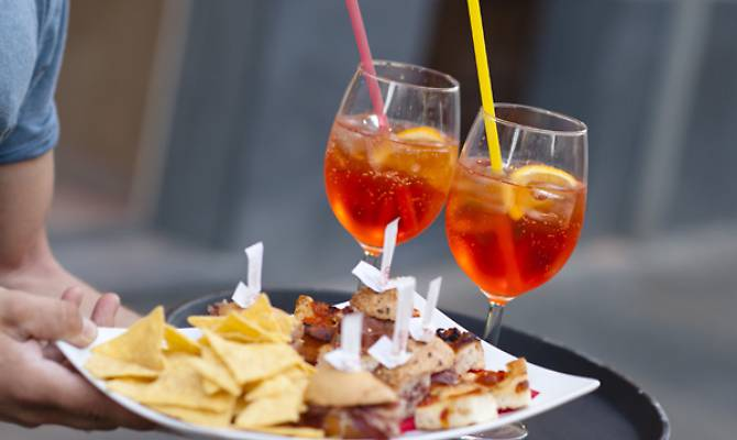 The Aperitivo – An Italian Institution ….
