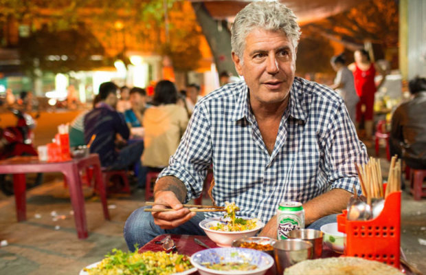 Anthony Bourdain 1956 – 2018