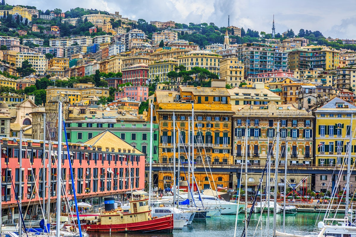 Genova – Much More Than Just Pesto …