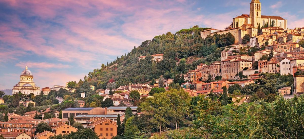 Perugia – The City Of Chocolate And Caves …